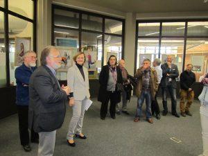 Ausstellungseröffnung UB Duisburg (1)