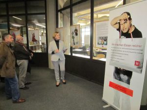 Ausstellungseröffnung UB Duisburg (2)