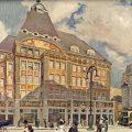Erste Adresse der VHS, das Keramikhaus 1912, Sammlung Robert Welzel